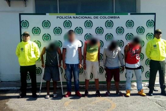 Cayeron 'los comuneros', dedicados al tráfico de estupefacientes