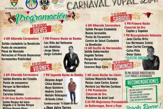 #EnAudio Jorge Celedón desmintió falsa programación de las fiestas de Yopal