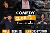 #EnAudio Paulo Román uno de los comediantes invitados a la Noche de comedia en Cinaruco.