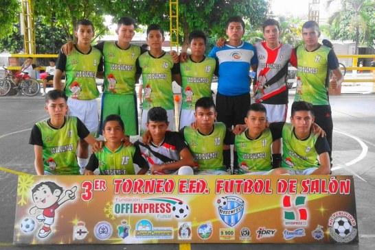 #EnAudio Torneos y actualidad del fútbol de salón con Rosemberth 'El Chiqui' Fontecha