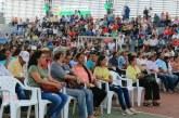 Más de mil líderes comunales se congregaron en Pore para celebrar el Día de la Acción Comunal