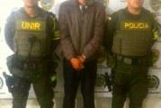 Capturado miembro de la banda que roba hidrocarburos en Meta, Tolima y Casanare