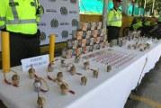 Más de dos toneladas de Pólvora incautó la Policía en el Meta