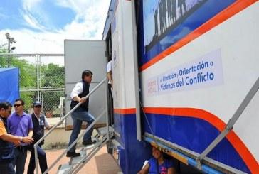 En Casanare, Unidad de Víctimas socializó el Plan de transición y posconflicto.