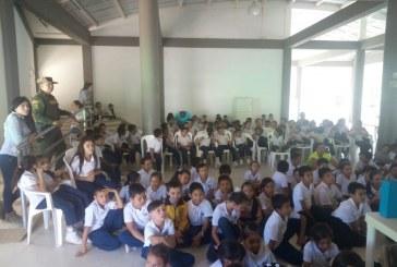 Policía Ambiental adelantó charlas de sensibilidad ambiental en colegios de Yopal
