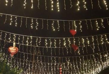 El Morro enciende las luces de Navidad