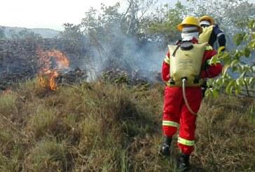 Ola de incendios afectó a varios municipios de Casanare