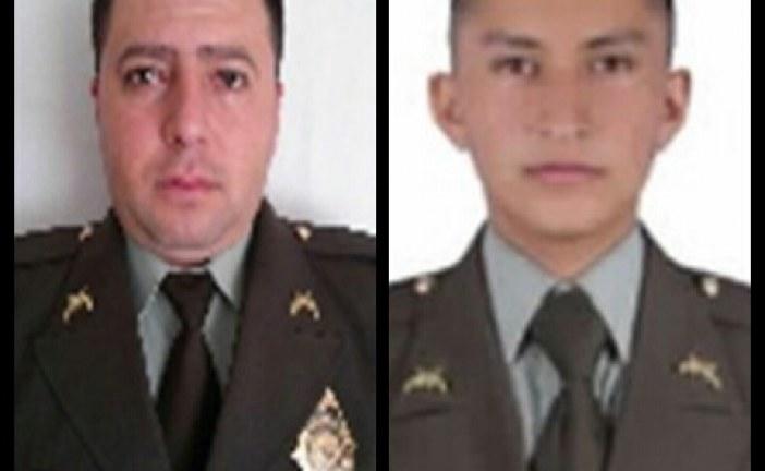 Dos Policías fueron asesinados hoy en zona rural del municipio de La Macarena (Meta).