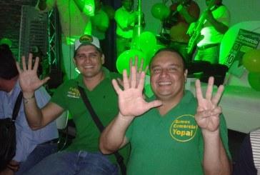 Alexander García, de la campaña oponente al actual alcalde, ocuparía curul ante renuncia de Cesar Ortíz