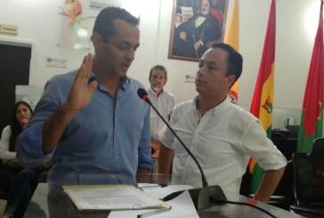 Alcalde  de Yopal posesionó al Secretario de Salud