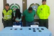 En almacén de celulares vendían equipos robados