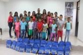 25 niños de Nunchía disfrutaron del Programa 'Así se va a las alturas' del Grupo Aéreo de Casanare.