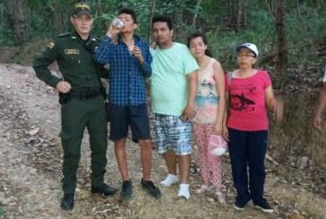 Joven de 15 años con condición especial duró extraviado cuatro días en Yopal.