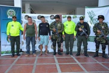 Autoridades capturaron a presunto integrante del Eln, estaría implicado en el asesinato de dos uniformados en Arauca