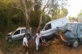 Choque múltiple de tres vehículos deja un niño de cinco años muerto enla vía Paz de Ariporo – Hato Corozal.
