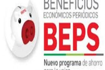 Colombianos que no lograron pensionarse, se pueden beneficiar del programa BEPS de Colpensiones.