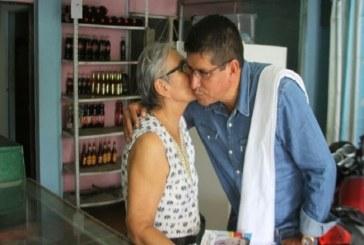 Candidato a la Cámara de Representantes Jairo Cristancho visitó Monterrey.