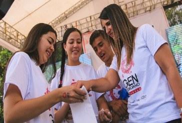 Estudiantes de grados 9º y 10º tienen plazo hasta este lunes para inscribiesen el campamento nacional GENeración PAZcífica 2018.