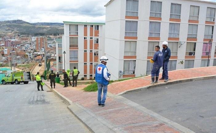 Alcalde de Tunja ordena demoler seis torres de la urbanización Torres del Parque, del mismo constructor de Torres del Silencio en Yopal.