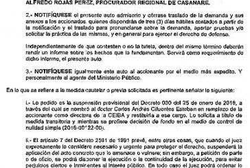 Ex gerente de Ceiba busca un atornillador al cargo.