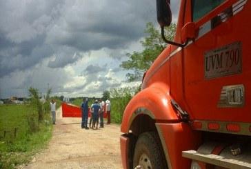 Frontera Energy suspendió las actividades en el Bloque Cubiro.