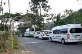 Por contratación en El Morro, comunidad bloquea vía para la empresa petrolera Equión.