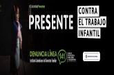 """ICBF organiza campaña """"Presente Contra el Trabajo Infantil"""", en alianza con autoridades regionales."""