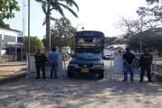 Camioneta robada en Yopal fue recuperada una hora después en vía a Pore.