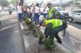 Policía ambiental Casanare lideró celebración del día mundial del agua.