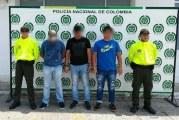 Desarticulado grupo delincuencial 'los rompemuros'.