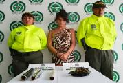 Cayó Camila, transgénero que vende marihuana en La Bendición.
