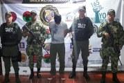 Gaula Militar y de Policía capturan a extorsionista cuando recibía $10 millones en Pore.