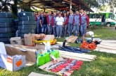 Herramientas agropecuarias fueron entregadas a estudiantes de siete municipios de Casanare.