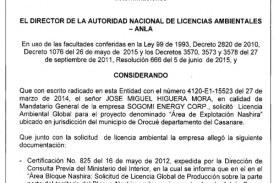 """#EnAudio """"Empresa Sogomi Energy Corp, está dañando la vía que comunica las veredas Venturosa, Culebra Remolino y que concurre en Orocué"""" Jhony Estrada Díaz"""