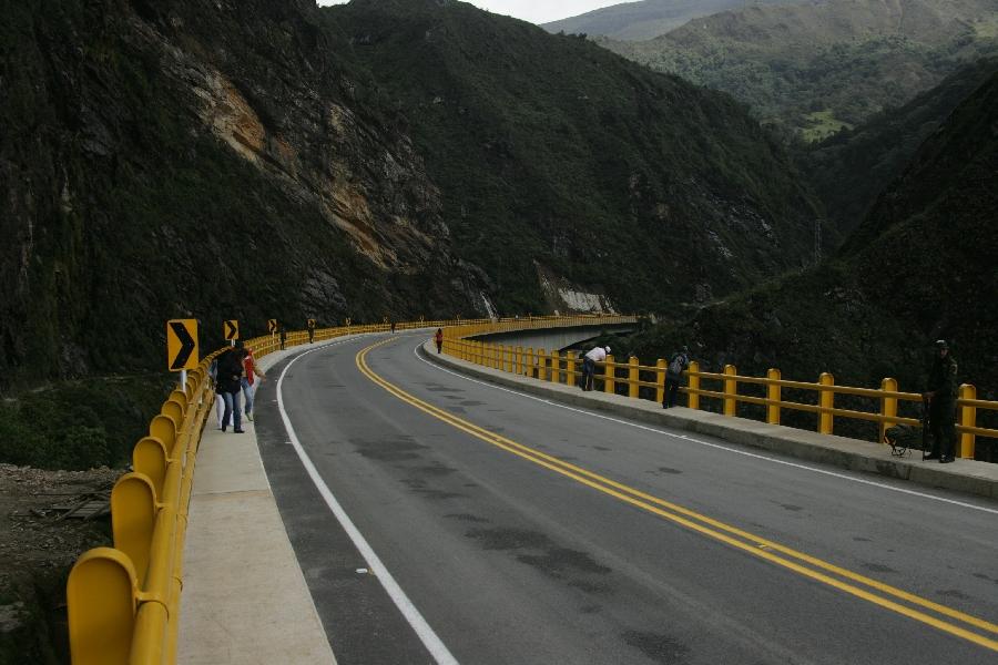 Viaducto Peña de Gallo se inaugura hoy