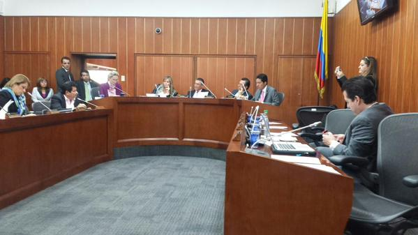 Senado de la República realizó otro debate sobre crisis de agua en Yopal