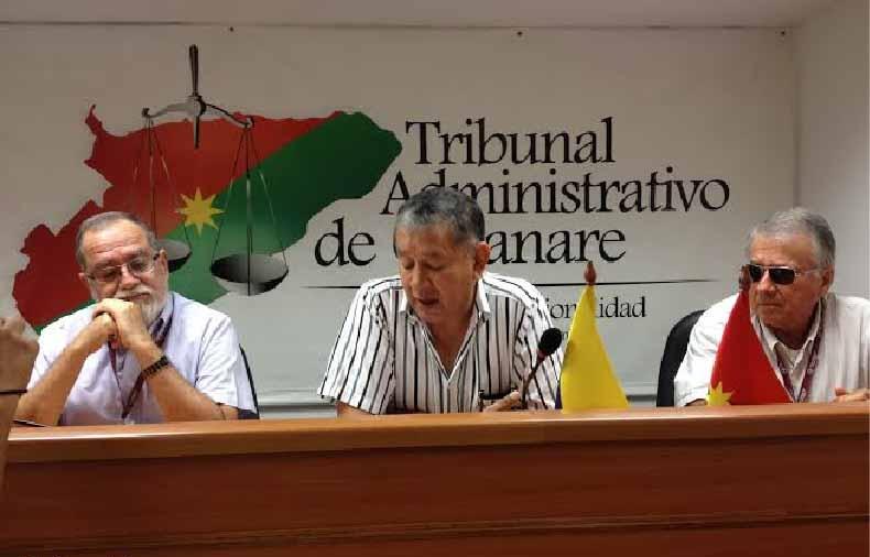 Tribunal Administrativo de Casanare impedido para revisar destitución de Willman Celemín