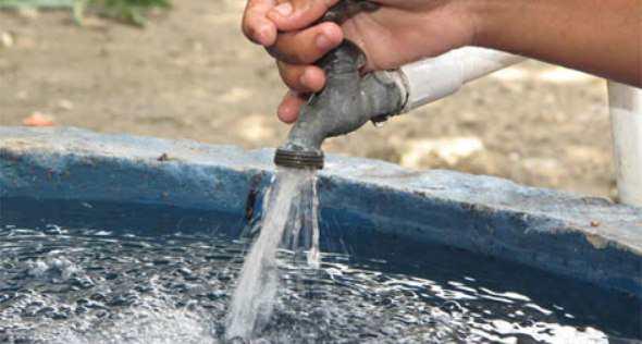 Se intensifica el verano, tenga en cuenta estas recomendaciones para el suministro de agua.