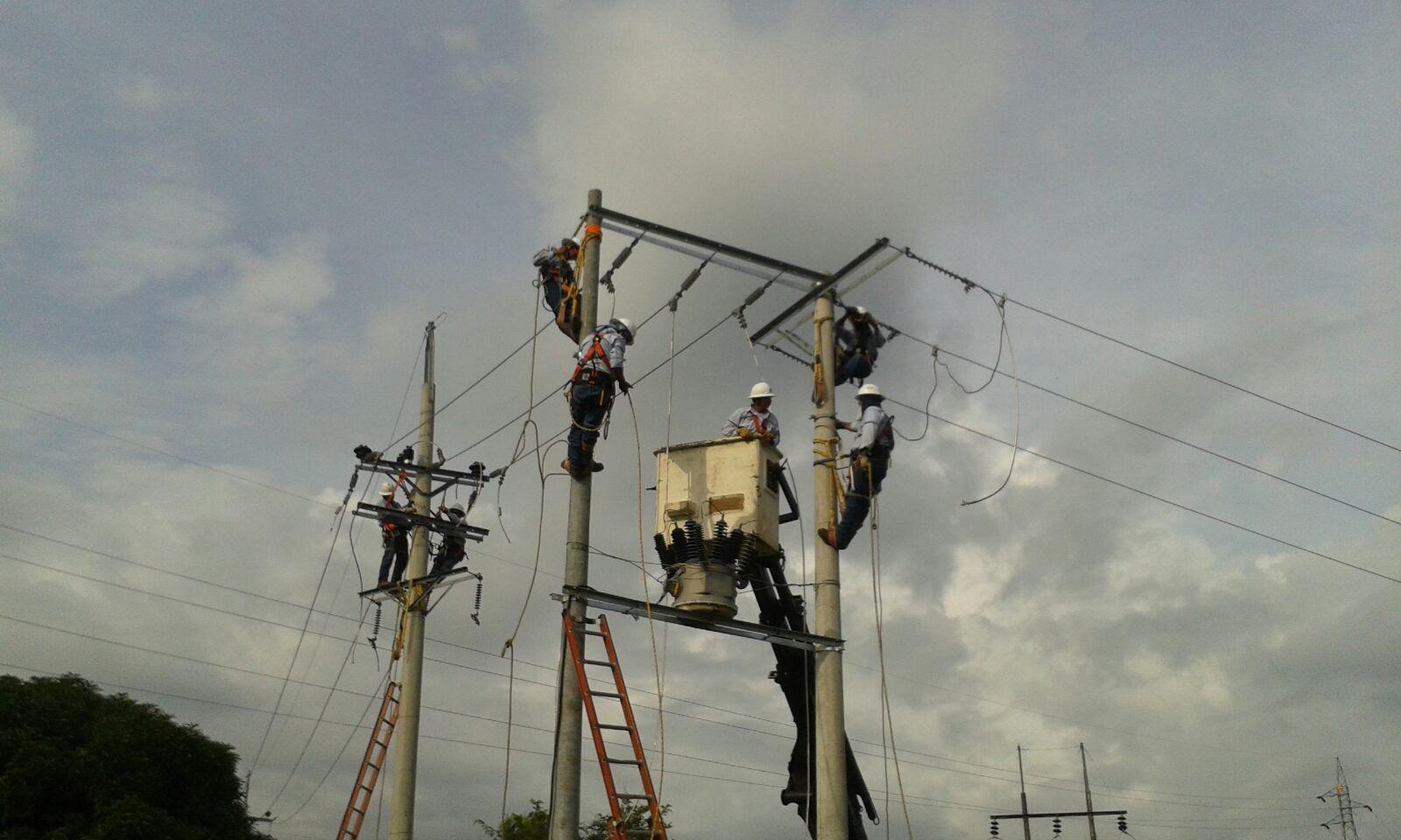 Mañana jueves, sector de Llano Lindo y La Bendición estará sin energía en la mañana