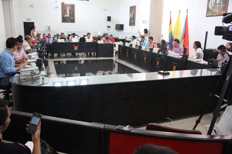 Se aprueba en primer debate modificación al plan de desarrollo de Yopal