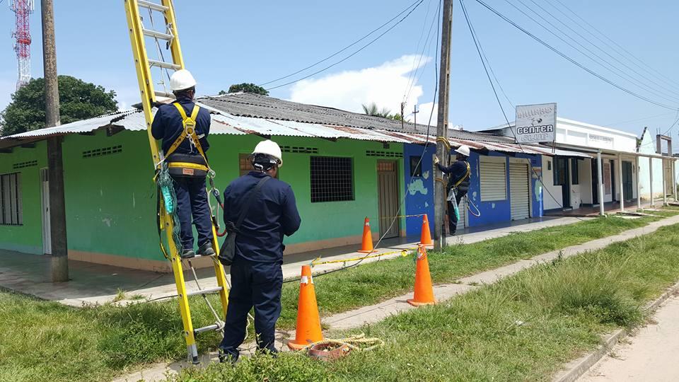 Hato Corozal inició Instalación de Cámaras de Seguridad