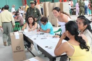 Registraduría anuncia sorteo de jurados de votación para elecciones de Presidente y Vicepresidente.