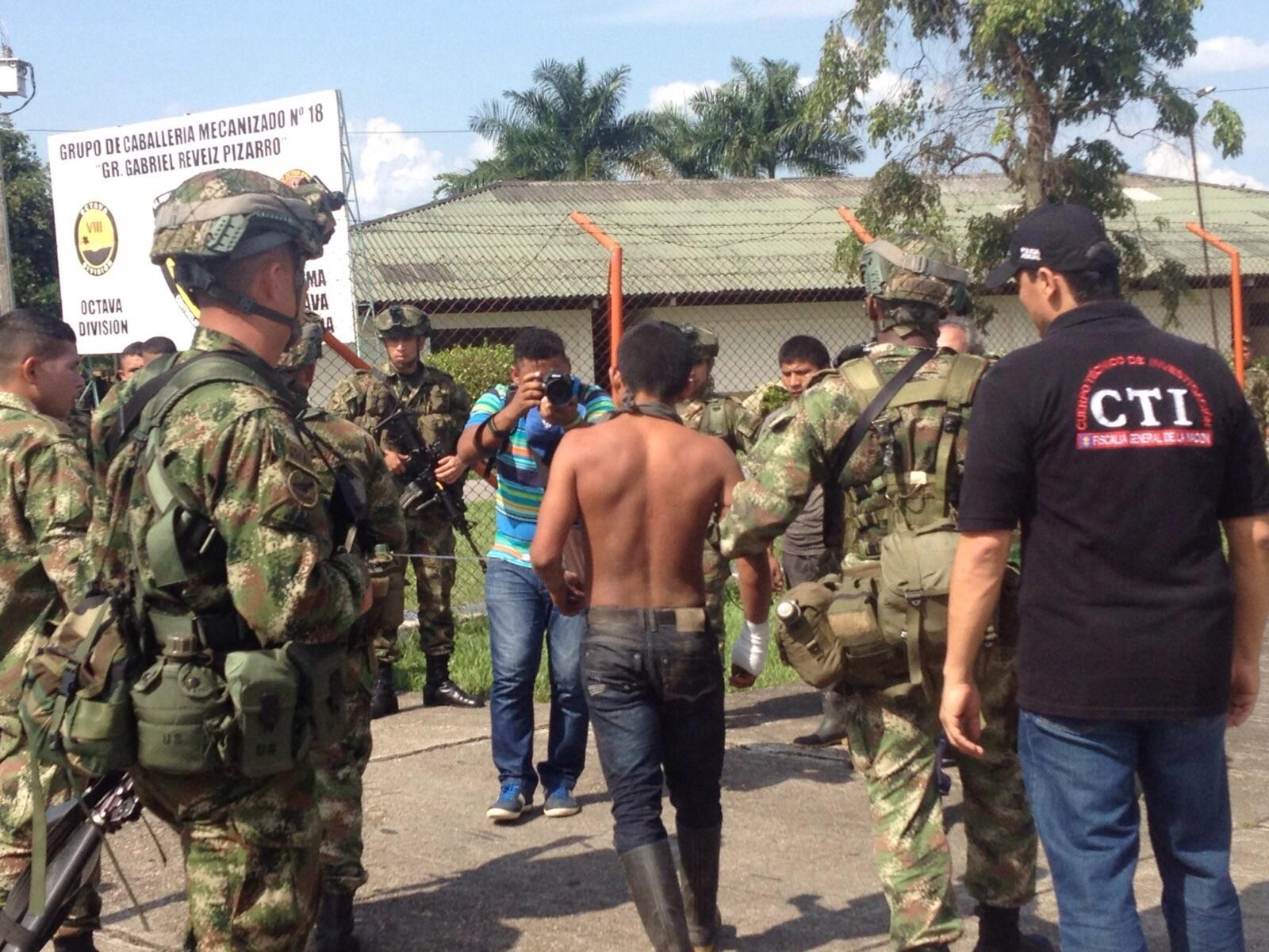 Fuerte golpe al ELN, luego del ataque en  Güicán, Boyacá