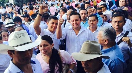 Arcenio Sandoval citado a audiencia en CNE sobre revocatoria de inscripción