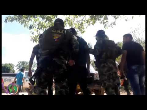 Gaula Militar logra la captura de secuestradores de aeronave
