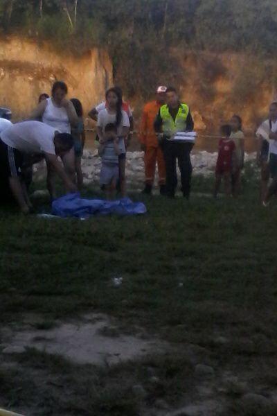 Falleció niño ahogado en río de Paz de Ariporo