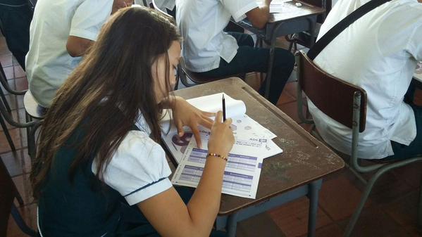 Estudiantes de colegios públicos y privados de Yopal presentarán hoy las pruebas Saber