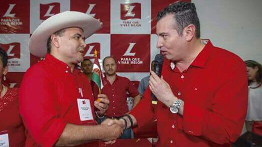 Partido Liberal reitera irrestricto respaldo a candidato a Alcaldía de Maní Hayver Gutiérrez