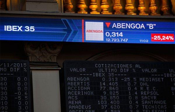 Abengoa, empresa que construiría la PTAP de Yopal, se declaró en quiebra.