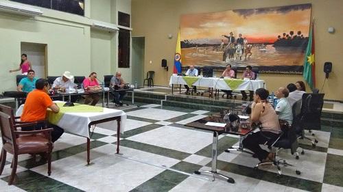 Asamblea Departamental retoma sesiones de control político
